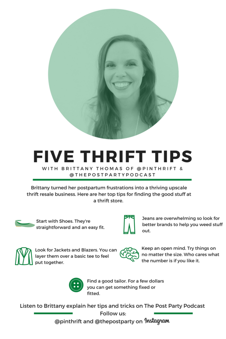 Five Thrift Tips (1)
